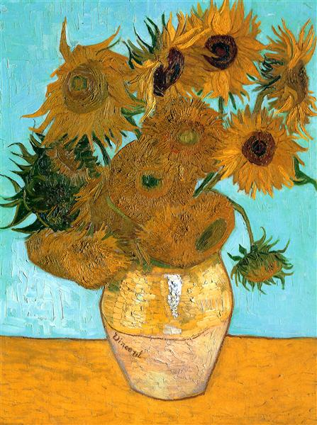 Vincent van Gogh: Sunflowers