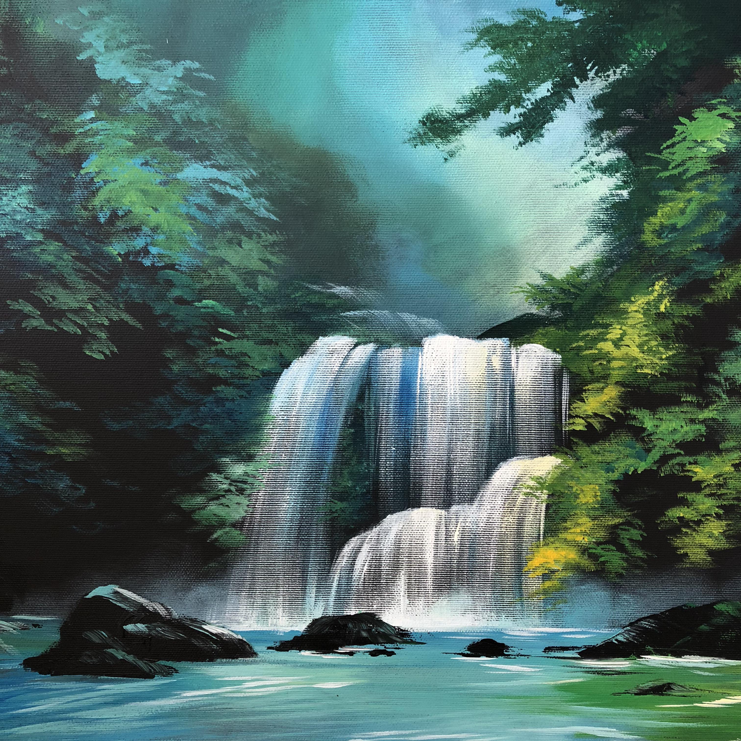 FessNeki: Vízesés