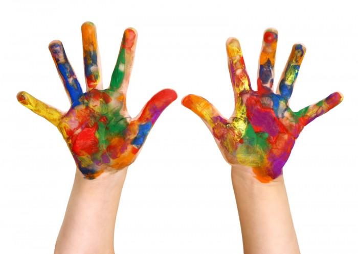 Festés gyerekeknek: Gyerek