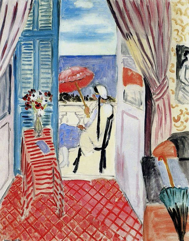 Henri Matisse: Nizzai riviéra