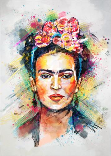 FessNeki: Frida Kahlo
