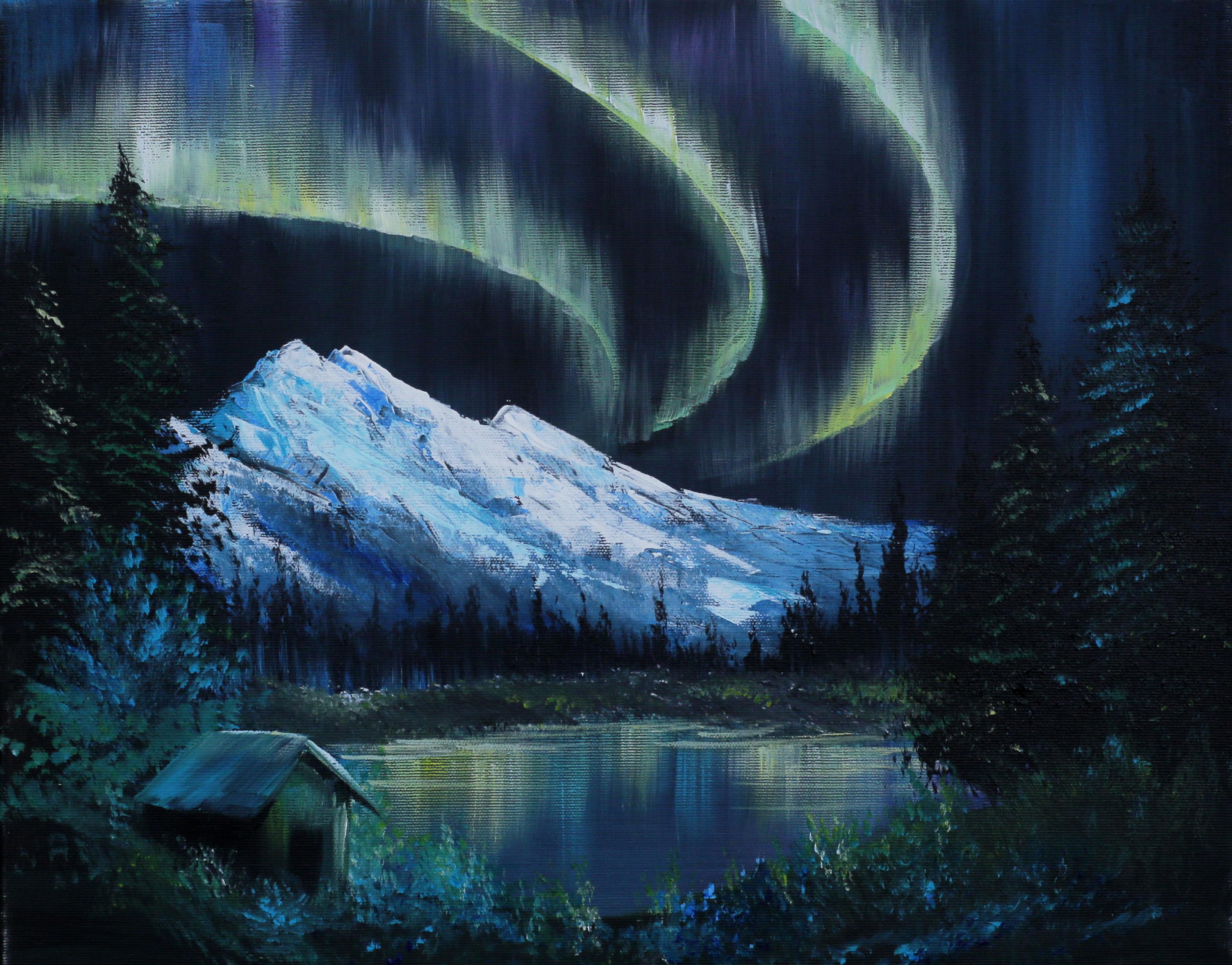 FessNeki: Aurora Borealis