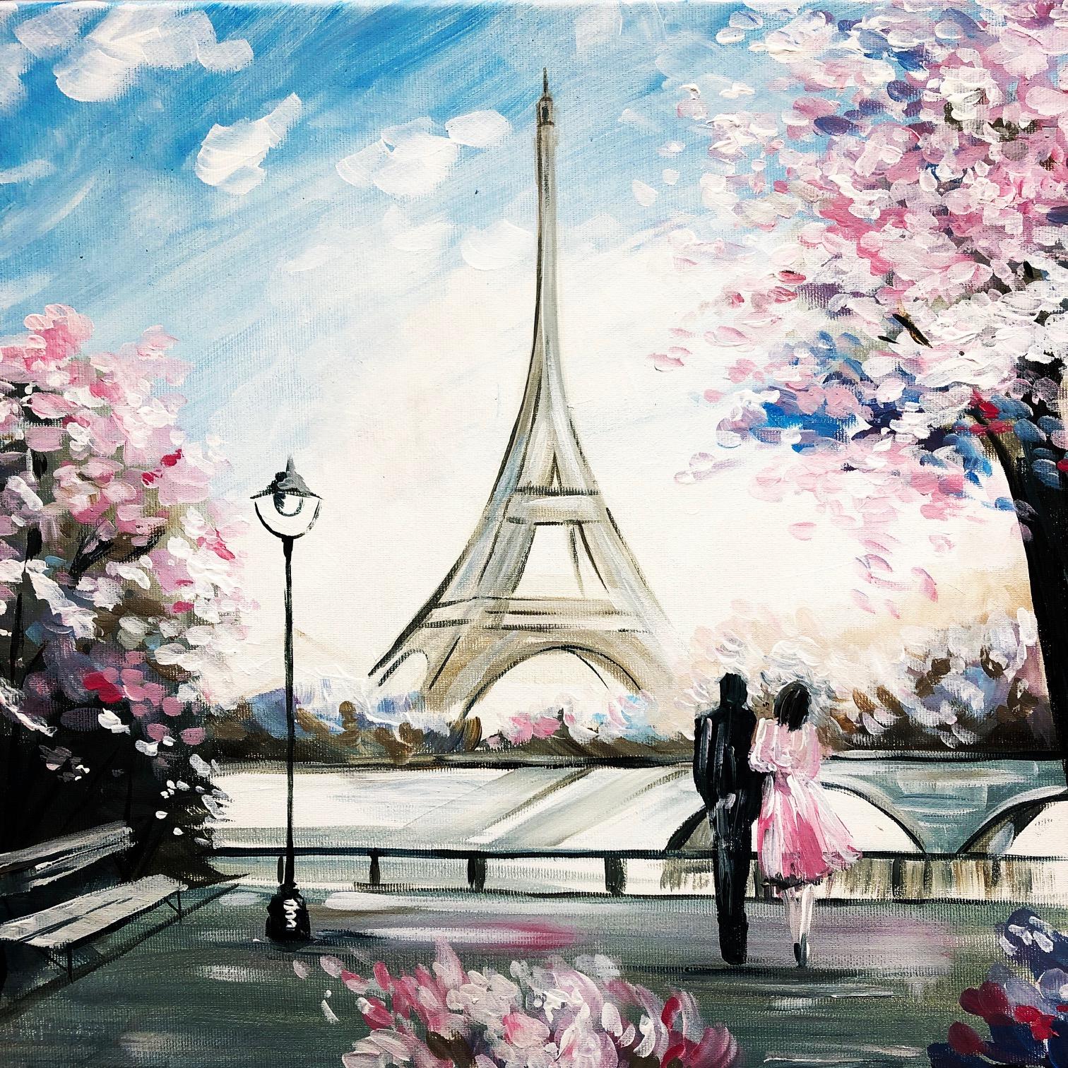 FessNeki: Date in Paris