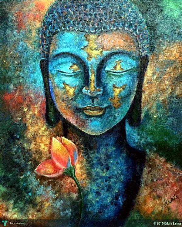 FessNeki: Golden buddha
