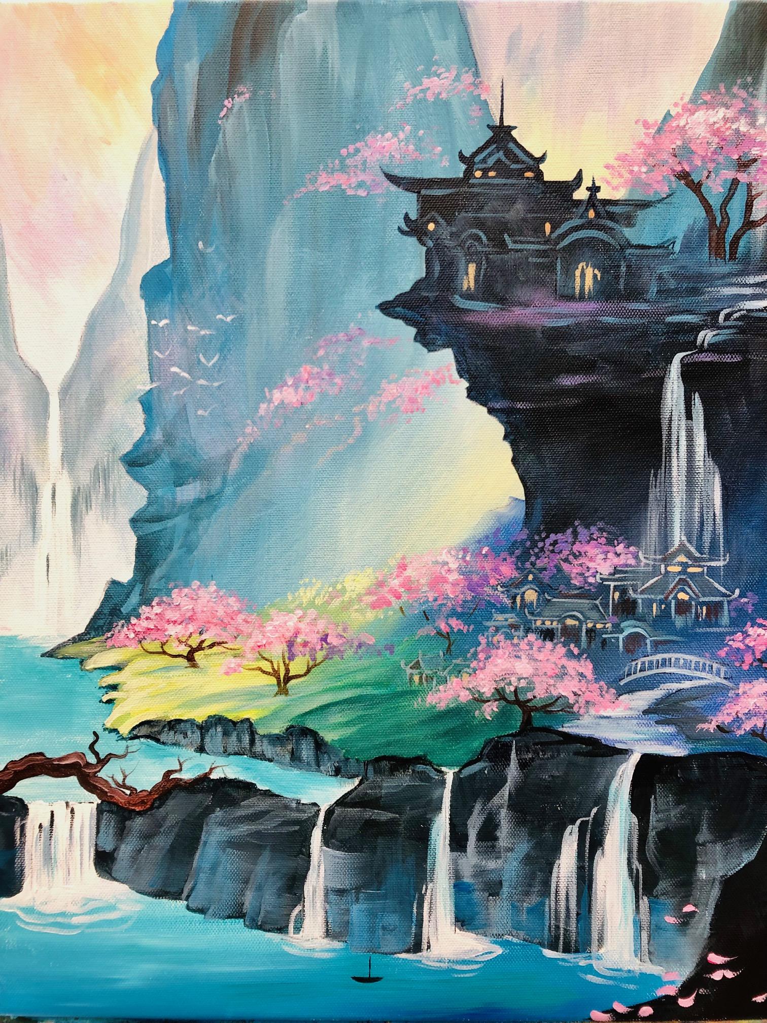 FessNeki: A pagodák rejtélye