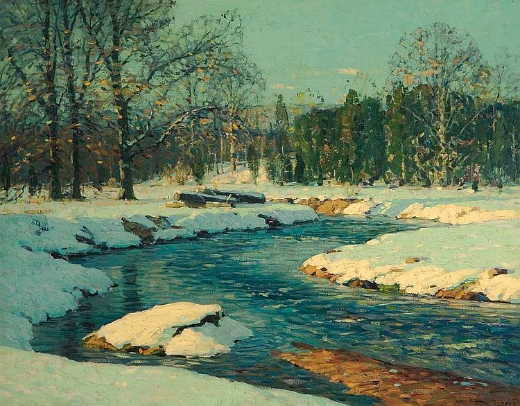 John Fabian Carlson: Kanyargó folyó