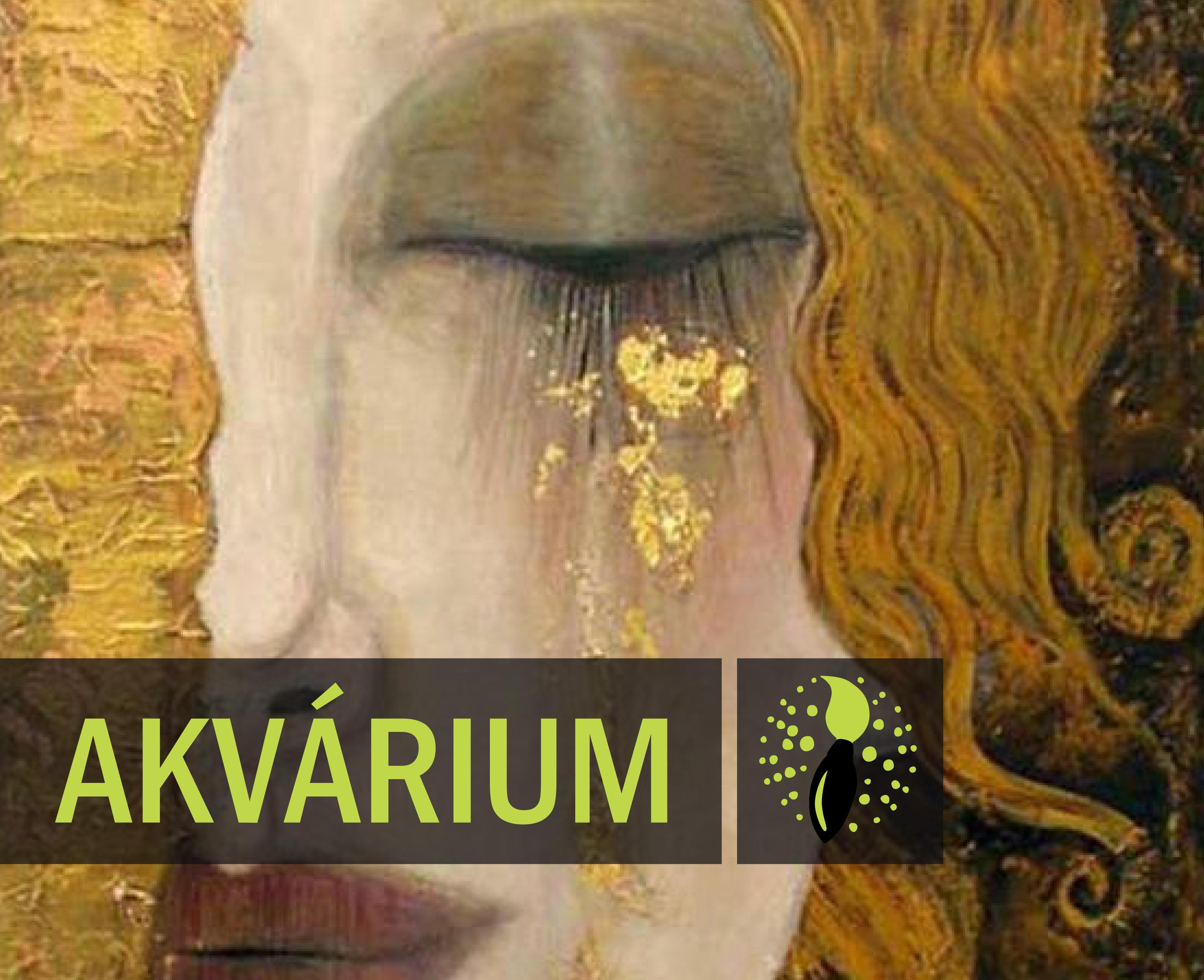 Anne-Marie Zilberman: Aranykönnyek AKVÁRIUM