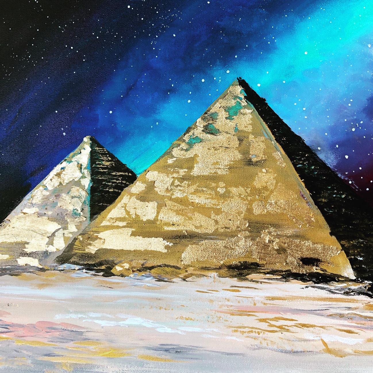 FessNeki: Éjjeli piramisok