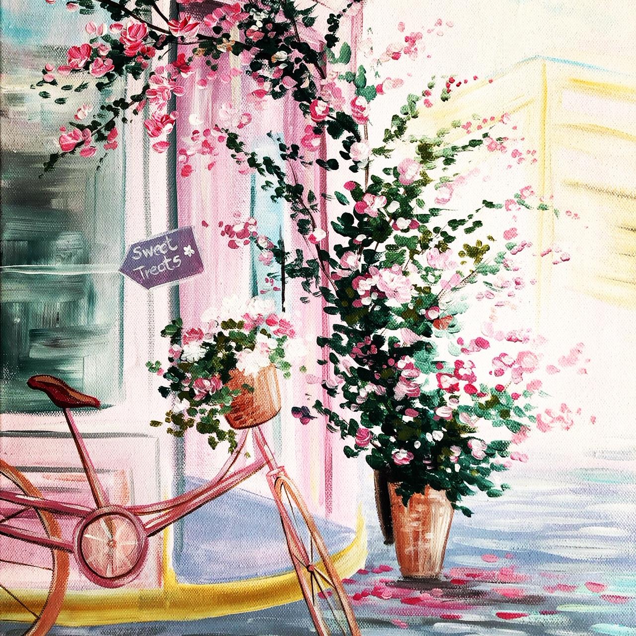 FessNeki: Rose garden