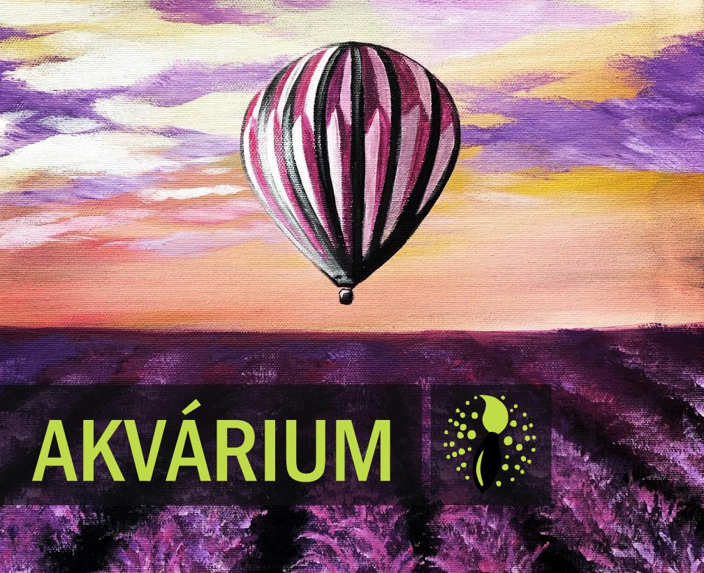 FessNeki: Hőlégballon AKVÁRIUM