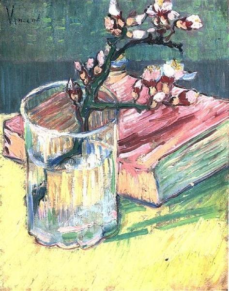 Vincent van Gogh: Virágzó mandulaág