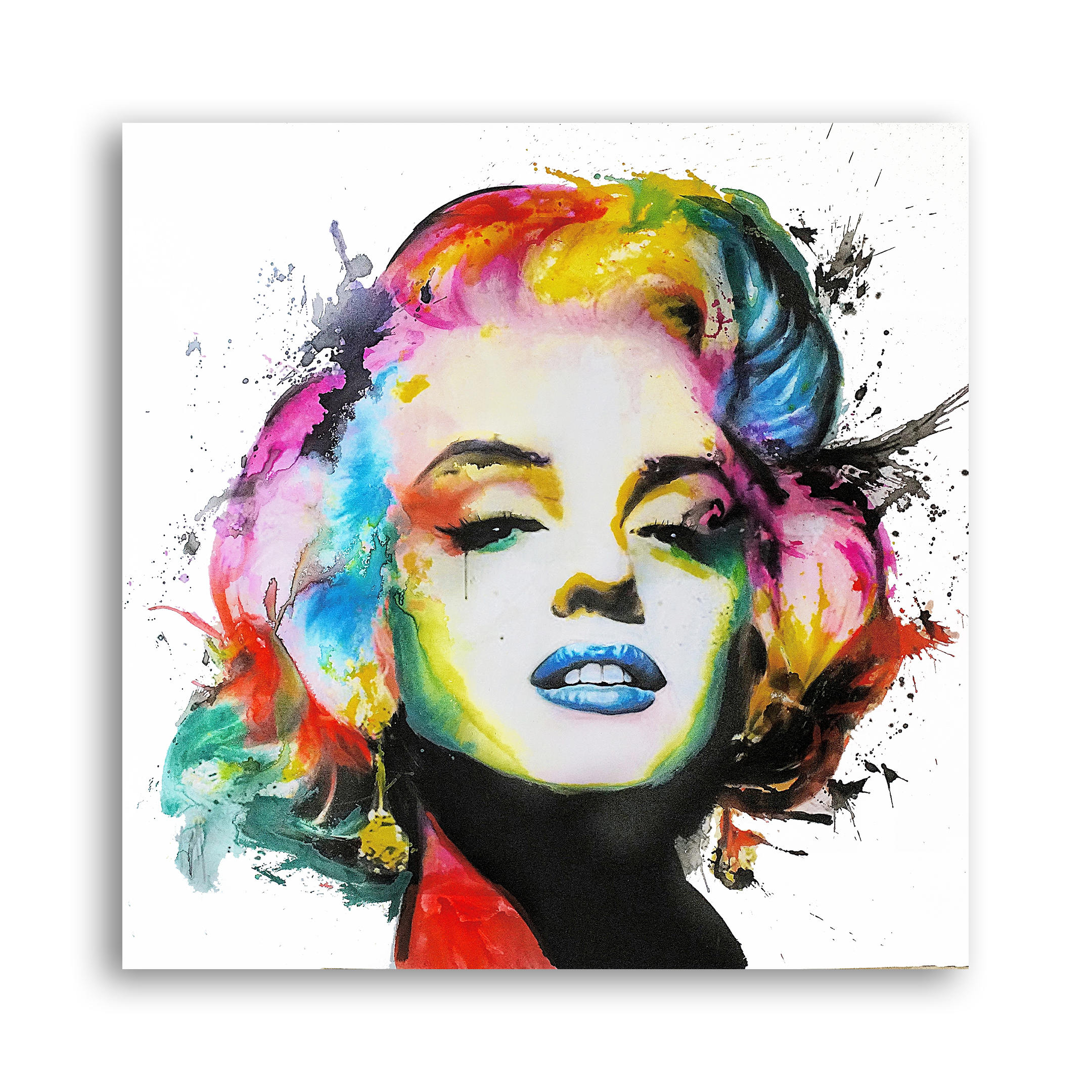 FessNeki: Marilyn Monroe pop-art