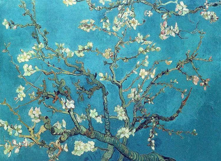 Vincent van Gogh: Almondblossom