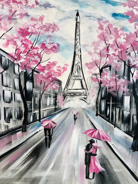 FessNeki: Champs-Élysées