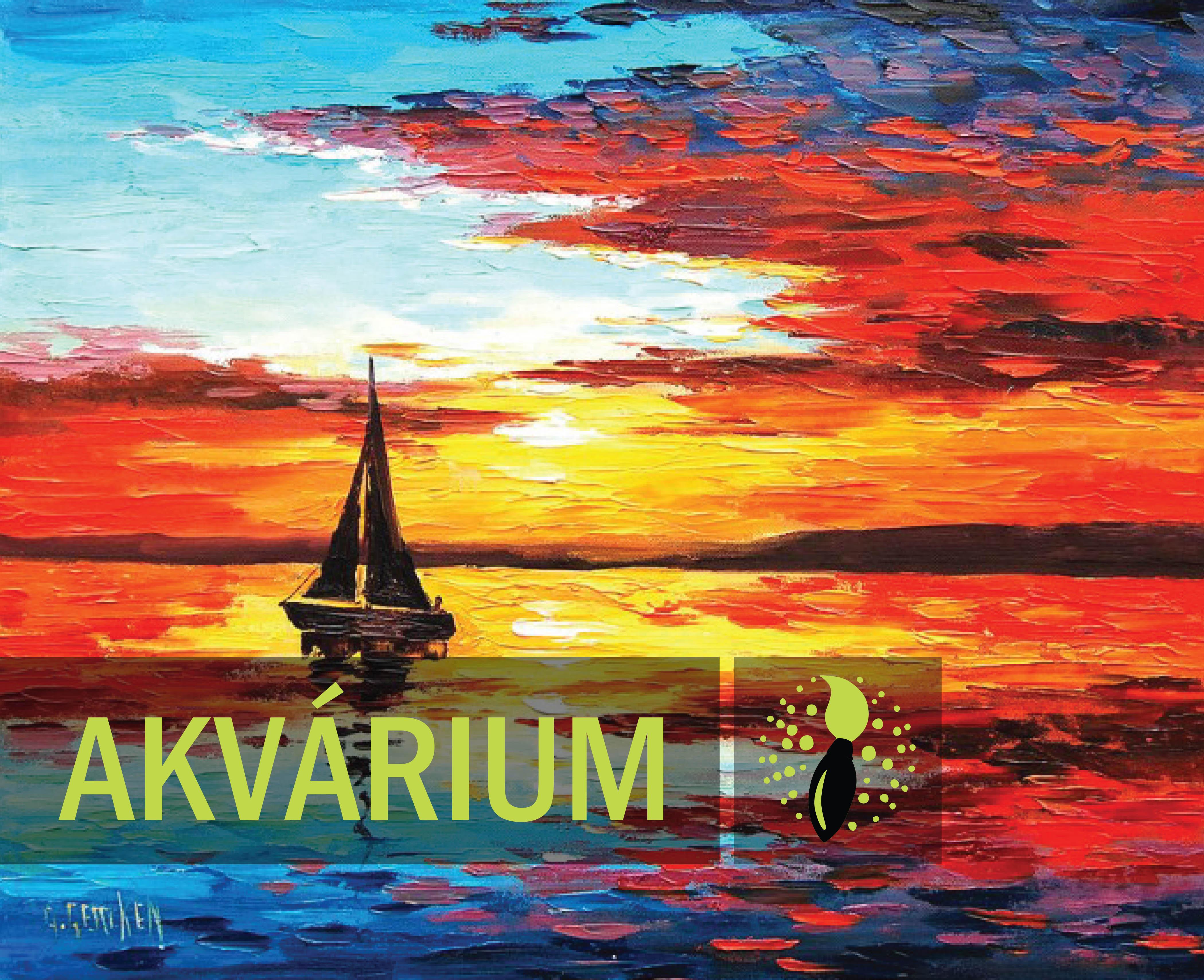 Graham Gercken: Naplemente (AKVÁRIUM)