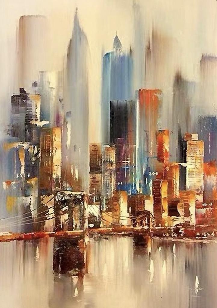 FessNeki: New York City
