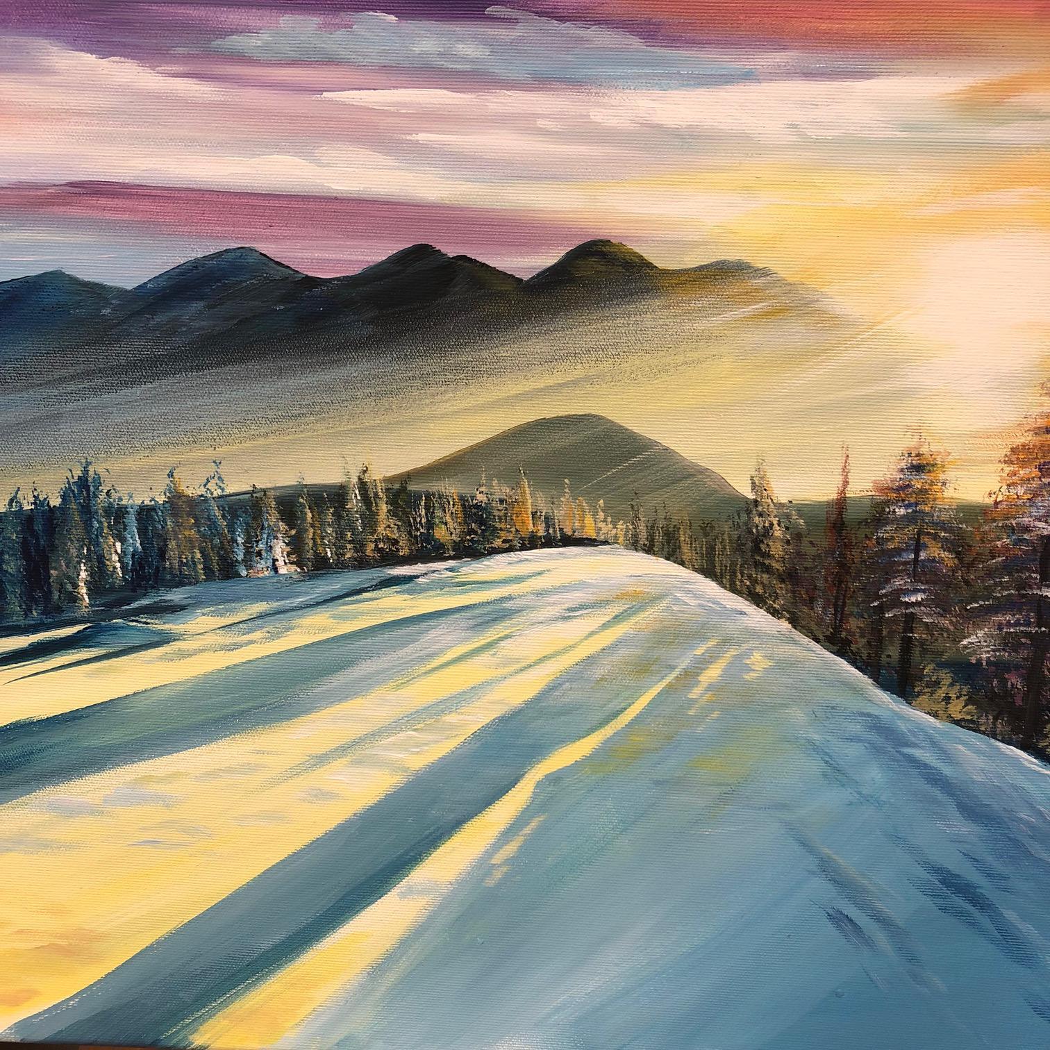 FessNeki: Aspeni táj