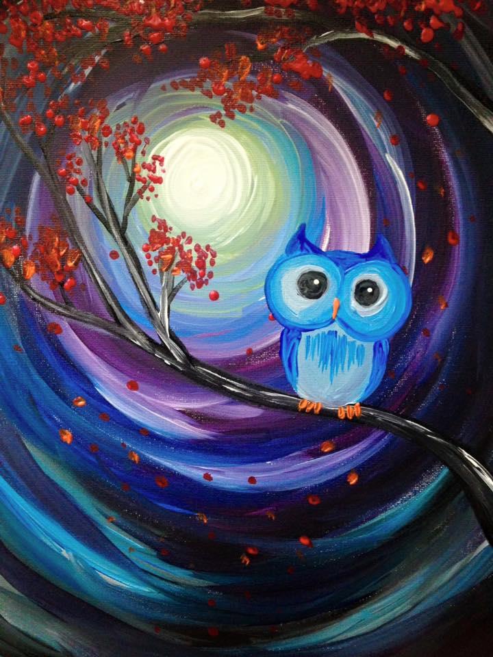 FessNeki: Owl