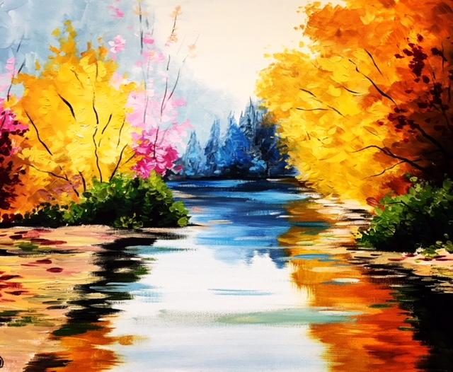 Graham Gercken: Az ősz színei
