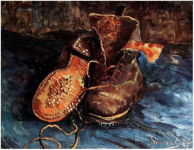 Vincent van Gogh: Egy pár cipő