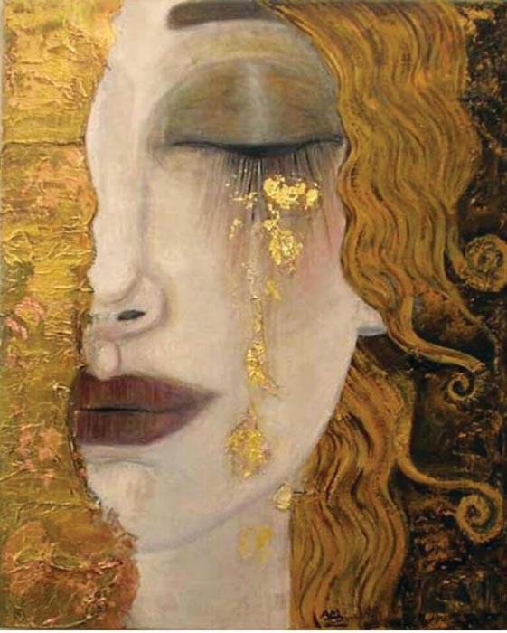 Anne-Marie Zilberman: Golden tears